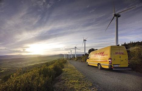 DHL Parcel ahorra 258 toneladas de CO2, con el reparto de 600.000 entregas sostenibles en 2018