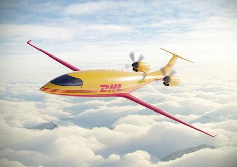 DHL Express da forma al futuro de la aviación sostenible con el pedido de los primeros aviones de carga totalmente eléctricos de Eviation
