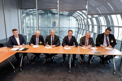 DHL extiende su red Europea de paquetería para incluir cuatro nuevos países