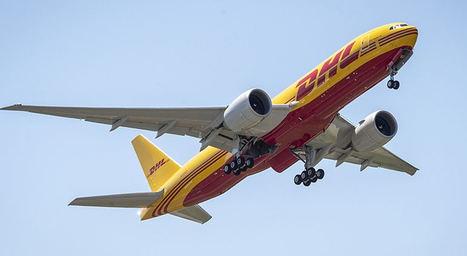 DHL Express actualiza su flota durante este año, con seis nuevos cargueros Boeing 777