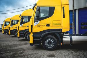 DHL realizará envíos sostenibles de larga distancia con camiones a gas natural