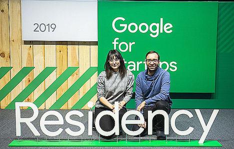 DOINN ha sido seleccionada para el Google Startups Residency de España