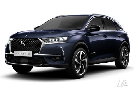 DS7 Crossback E-TENSE Rivoli 4x4 AT8