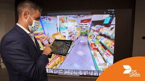 DS Smith inaugura su primer hub de innovación híbrido