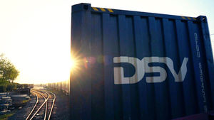 DSV es el único transitario que ofrece seis rutas en grupaje por tren como alternativa al colapso en el transporte marítimo de mercancías con China