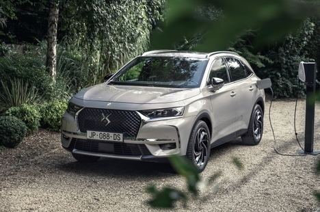 DS 7 Crossback E-TENSE 300 4x4