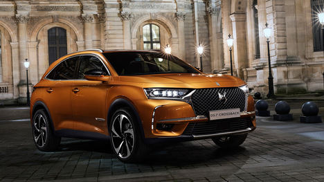 DS7 Crossback BlueHDI 180 AET 8