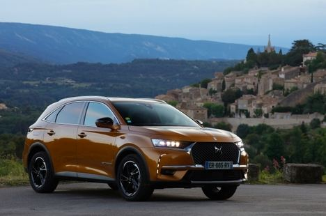 DS 7 Crossback con DS Night Vision