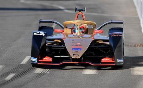 DS Techeetah campeón de la Fórmula E