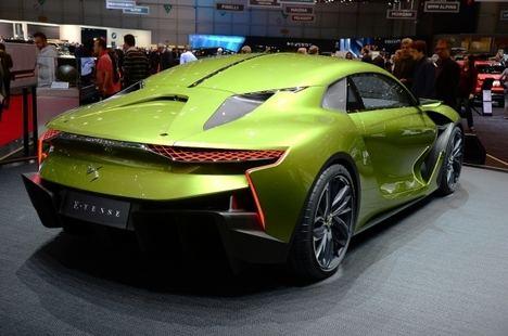 El futuro del automóvil en cuatro Concept-Cars de DS