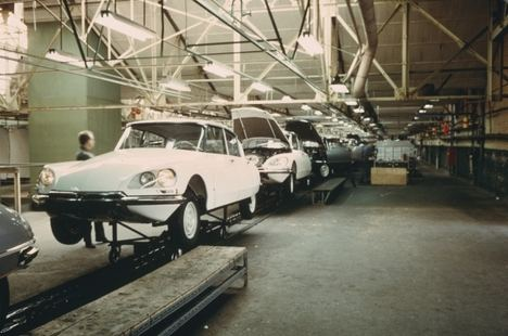 DS Automobiles en el origen de la vanguardia