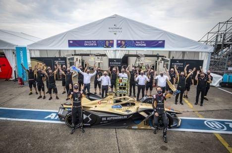 DS en la Fórmula E, el equipo a batir