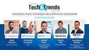 El reto de la transformación digital en un contexto de incertidumbre, a debate en Digital Tech & Trends Summit