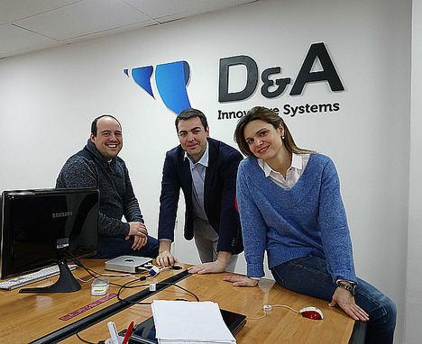D&A Innovative Systems desarrolla Sensorización inteligente aplicada a maquinaria industrial