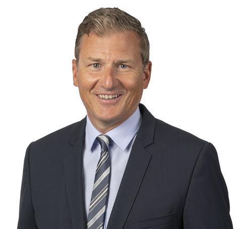 Robert Erni, nuevo director financiero en Dachser en 2021