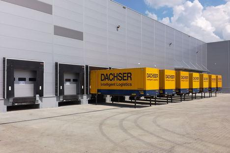 Dachser amplía su capacidad de almacenaje en Alemania y Polonia