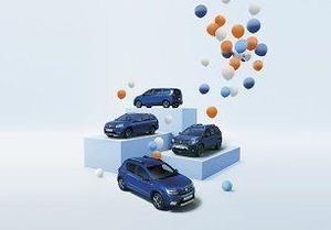 La gama Dacia te espera en los concesionarios