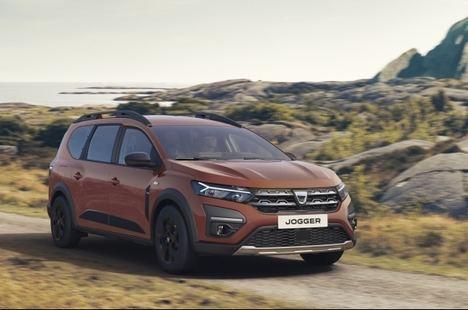 Dacia Jogger, el nuevo familiar de 7 plazas
