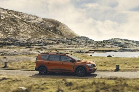 El Dacia Jogger será presentado en el Salón del Automóvil de Barcelona