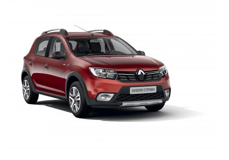 El Dacia Sandero, líder absoluto del mercado de particulares
