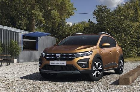 Tercera generación del Dacia Sandero, Sandero Stepway y Logan