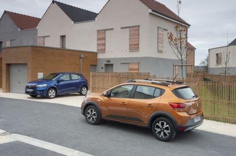 Los nuevos Dacia Sandero y Sandero Stepway