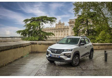 Dacia Spring, el eléctrico más asequible del mercado