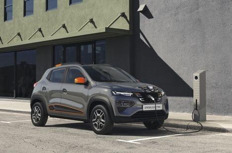 Nuevo Dacia Spring Electric