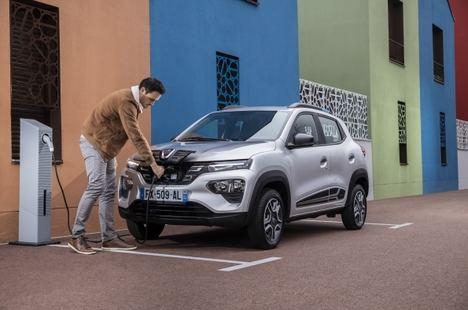 Nuevo Dacia Spring