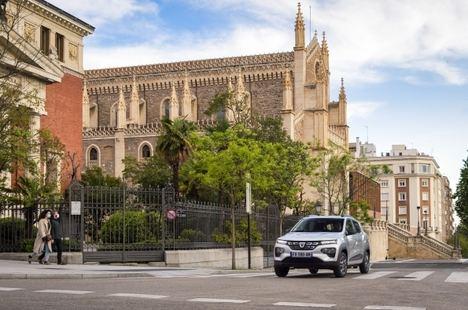 Spring, el nuevo eléctrico de Dacia