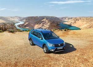 La familia Dacia Stepway crece