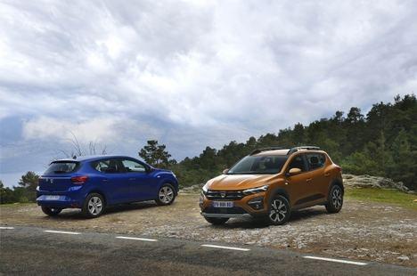 Dacia, una rápida y espectacular historia de éxito en España