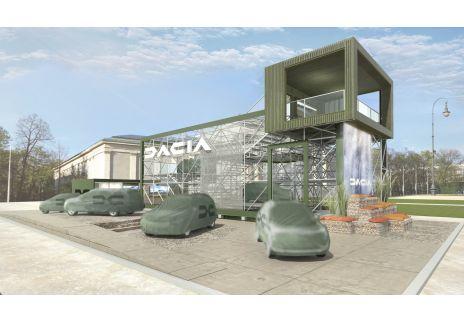 Primicia mundial de Dacia en el Salón IAA Mobility de Múnich