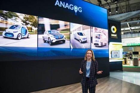 Daimler invierte en la start-up Anagog