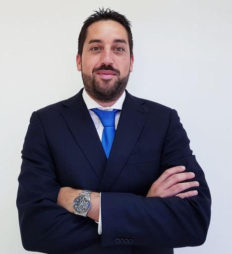 Daniel Conesa, nuevo director de Spring Professional en Extremadura, Andalucía y Levante