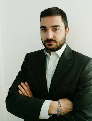Daniel Jaria, director de ventas para España de Ecovacs Robotics.