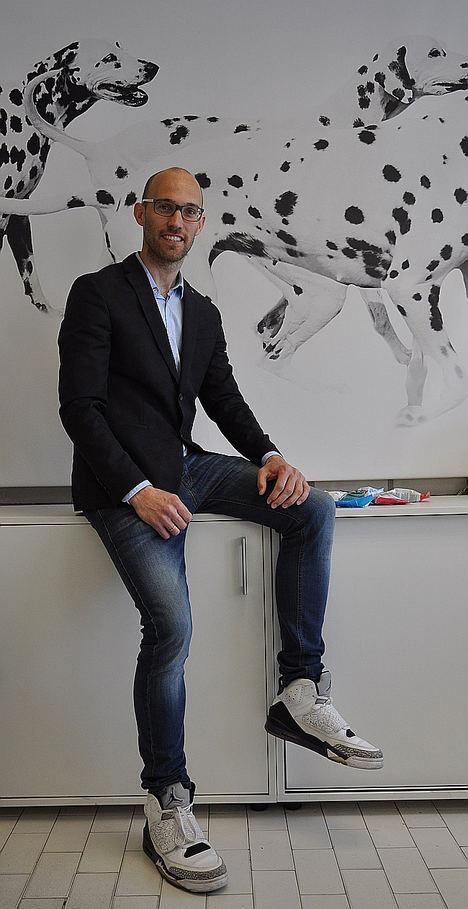 Daniel Lizarraga, CEO de Gloria Pets.
