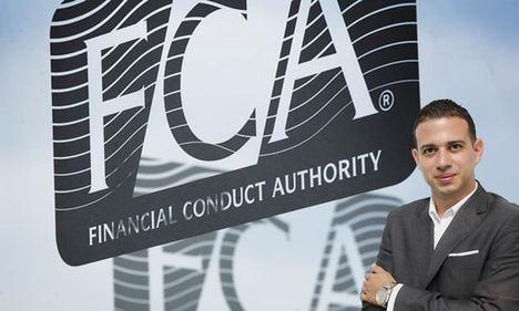 Daniel Suero consigue el reconocimiento de la FCA y Level 39, para traer la revolución bancaria a España