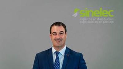 Grupo Sinelec incorpora a Daniel Tovar como nuevo director general