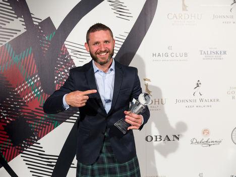 Daniele Cordoni, ganador de World Class Competition España 2018