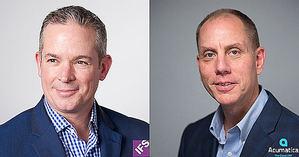 Darren Roos y Jon Roskill.