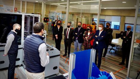 ITI inaugura el primer Centro Demostrador del país especializado en Datos para la Industria 4.0