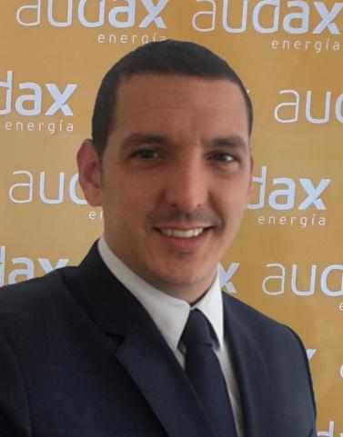 David Busquets nombrado nuevo director comercial de Audax Energía