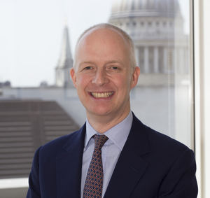 David Docherty, director de inversión temática de Schroders.