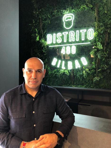 Distrito Estudio ficha a David Estébanez como director de expansión y franquicia