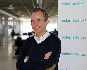David Falk, Director General en reclamador.es.