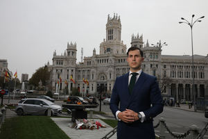 David García Núñez, Presidente de la Asociación Madrid Capital Mundial de la Ingeniería, Construcción y Arquitectura.