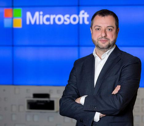 David Hernández, Microsoft Ibérica.