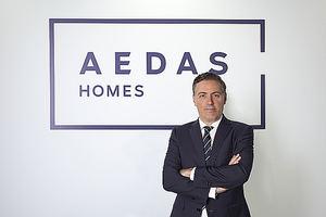 David Martínez, Consejero Delegado AEDAS Homes.