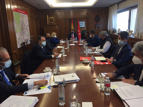 Consejo de Administración de Metro de Madrid.